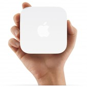 Wi-Fi роутер Apple AirPort Express Base Station MC414