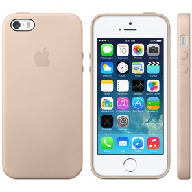 Чехол Apple iPhone 5S Case Beige