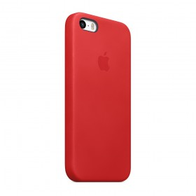 Чехол Apple iPhone 5S Case Red