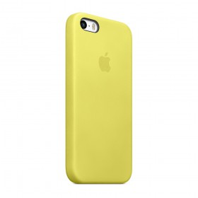 Чехол Apple iPhone 5S Case Yellow
