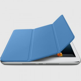 Чехол Apple iPad mini Smart Cover Blue