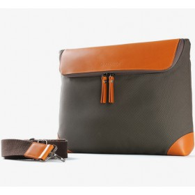 Сумка для Macbook Pro 15 Boussole Laptop Messenger Khaki