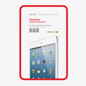Защитная пленка для iPad mini Befine Oleophobic Perfect Protection