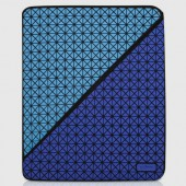 Чехол для iPad 4, 3 Bone Collection Cell Case Blue