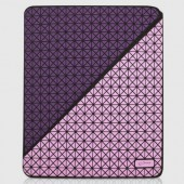 Чехол для iPad 4, 3 Bone Collection Cell Case Purple