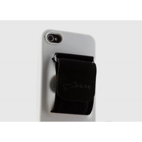 Чехол для iPhone 4, 4S Bone Collection Horn Bike Grey