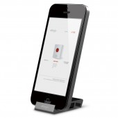 Подставка для iPhone 5 Elago S5 Stand Aluminium Dark Gray