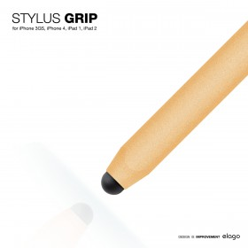 Стилус Elago Stylus Grip Gold