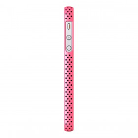 Чехол для iPhone 5 / 5s Elago S5 Breathe Hot Pink