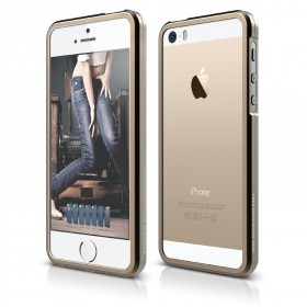 Бампер для iPhone 5 / 5s Elago S5 Aluminium Bumper Gold