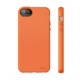 Чехол для iPhone 5 / 5s Elago S5 Flex Orange
