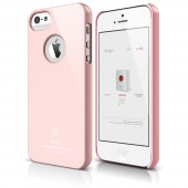 Чехол для iPhone 5 / 5s Elago S5 Slim Fit Lovely Pink