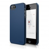 Чехол для iPhone 5 / 5s Elago S5 Slim Fit 2 SF Jean Indigo