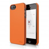 Чехол для iPhone 5 / 5s Elago S5 Slim Fit 2 SF Orange