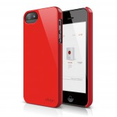 Чехол для iPhone 5 / 5s Elago S5 Slim Fit 2 Red