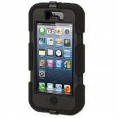 Чехол для iPhone 5 Griffin Survivor Black