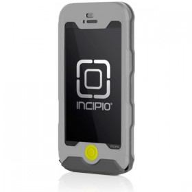 Чехол для iPhone 5 Incipio Atlas Waterproof - Light Gray