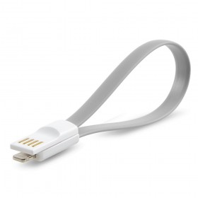 Кабель USB-Lightning iMee для iPhone и iPad (Gray)