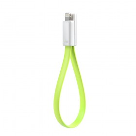 Кабель USB-Lightning iMee для iPhone и iPad (Green)