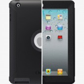 Чехол для iPad 4, 3 Otterbox Defender Series Black