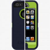 Чехол для iPhone 5 OtterBox Defender Series Glow Green
