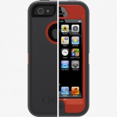 Чехол для iPhone 5 OtterBox Defender Series Lava Orange
