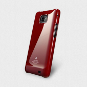 Чехол для Samsung Galaxy S2 SGP Ultra Thin Air Series Dante Red (SGP07915)
