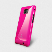 Чехол для Samsung Galaxy S2 SGP Ultra Thin Air Series Hot Pink (SGP07914)