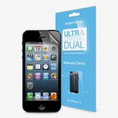 Защитная пленка для iPhone 5 SGP Steinheil Ultra Crystal Dual (SGP09594)