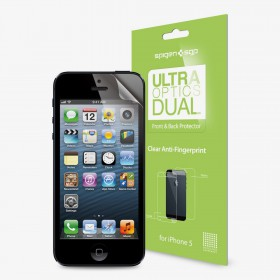 Защитная пленка для iPhone 5 SGP Steinheil Ultra Optics Dual (SGP09597)