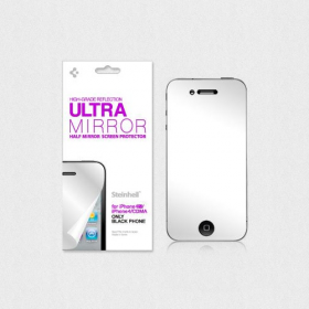 Защитная пленка для iPhone 4S SGP Steinheil Ultra Mirror (SGP08460)