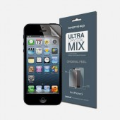 Защитная пленка для iPhone 5 SGP Steinheil Ultra Crystal Mix (SGP09590)