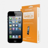 Защитная пленка для iPhone 5 SGP Incredible Shield Film Set Ultra Matte (SGP08202)