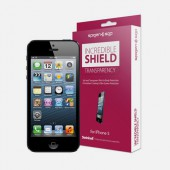 Защитная пленка для iPhone 5 SGP Incredible Shield Film Set Transparency 4.0 (SGP08201)