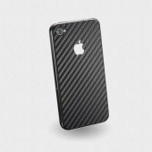 Защитная пленка для iPhone 4S, 4 SGP Skin Guard Set Series Carbon (SGP06767)