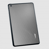 Защитная наклейка для iPad mini SGP Skin Guard Set Carbon Pattern Grey (SGP10065)