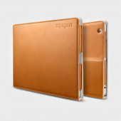 Чехол для iPad 4, 3 SGP Folio S Series Brown (SGP08844)