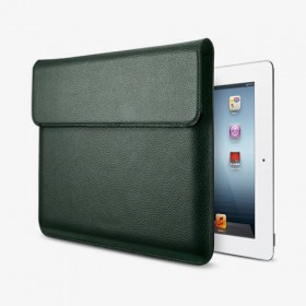 Чехол для iPad 4, 3 SGP Sleeve Series Dark Green (SGP08852)