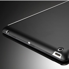 Чехол для iPad 4, 3 SGP Ultra Thin Series Soul Black (SGP09147)