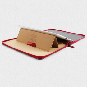 Чехол для iPad 4, 3 SGP Zipack Series Red (SGP00849)