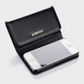 Чехол для iPhone 4, 4S SGP Ava Karen Series Black (SGP08523)