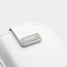 Чехол для iPhone 5 SGP Leather Pouch Crumena Series White (SGP09513)