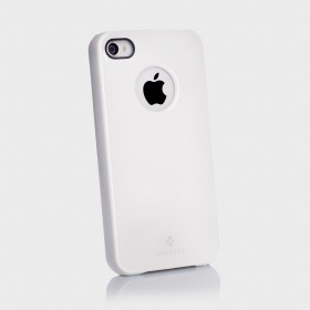 Чехол для iPhone 4, 4S SGP Ultra Thin Air Series White (SGP08384)