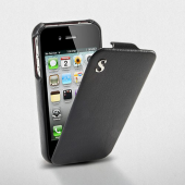 Чехол для iPhone 4, 4S SGP illuzion Series Black (SGP06827)