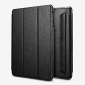 Чехол для iPad mini SGP Leather Case Leinwand Black (SGP09650)