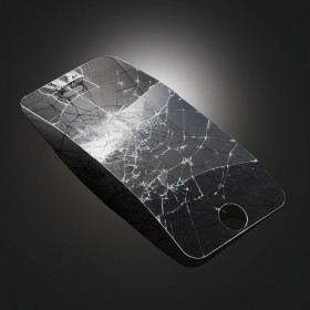 Защитное стекло для iPhone 5 SGP Glas.t Premium Tempered Glass