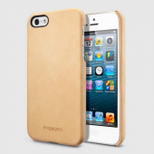 Чехол для iPhone 5 SGP Leather Grip Vintage (SGP09603)