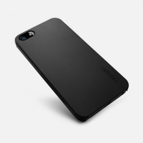 Чехол для iPhone 5 SGP Ultra Thin Air Smooth Black (SGP09507)