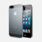 Чехол для iPhone 5 SGP Ultra Thin Air Soft Clear (SGP09521)