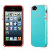 Чехол для iPhone 5 Speck CandyShell Pool/Wild Salmon